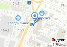 Компания «АльФаКров» на карте
