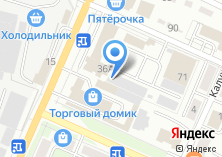 Компания «Благодел» на карте