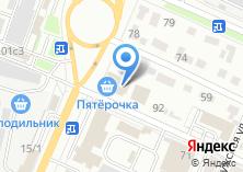 Компания «Водолей-98» на карте
