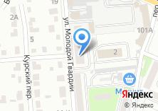 Компания «Бежицкий радиорынок» на карте