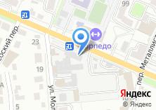 Компания «avtorazborka032.ru» на карте