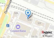 Компания «Еврокерамика» на карте