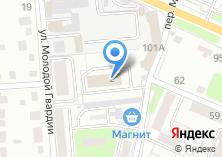 Компания «Партнер-ТП» на карте