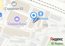 Компания «Тепло-Групп» на карте