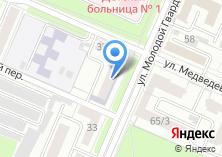 Компания «Центральная детская библиотека им. А.М. Горького» на карте