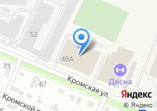 Компания «Брянск» на карте