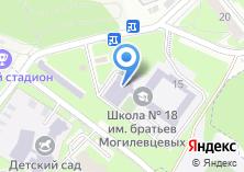 Компания «ИЛАРТ» на карте