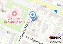 Компания «СПБРЯНСКЛИФТМАШ» на карте