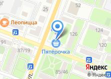 Компания «Вир» на карте
