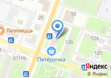 Компания «Колбасы» на карте