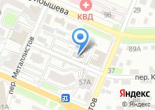 Компания «Строительная компания-Брянск» на карте