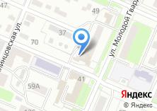 Компания «Инвест-Град» на карте