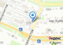 Компания «Теплотерра» на карте