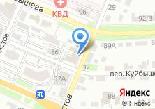 Компания «КОД-СТЭК» на карте