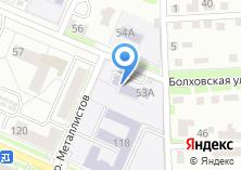 Компания «Детский сад №77» на карте