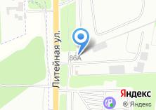 Компания «Центр шиномонтажа на Литейной» на карте