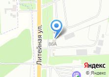 Компания «Лукоморье» на карте