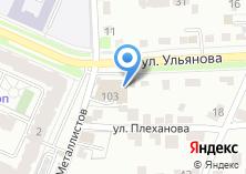 Компания «Частное охранное предприятие экскалибур» на карте