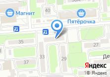 Компания «Бриз сеть магазинов косметики» на карте