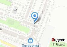 Компания «ДеснаГрад» на карте