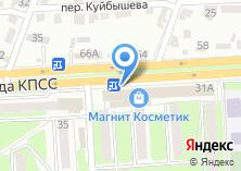 Компания «Магазин цветов на ул. 22 Съезда КПСС» на карте