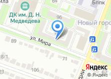Компания «Библиотека №12» на карте