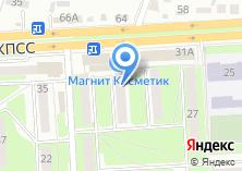 Компания «Ветеринарный центр оазис» на карте