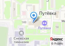 Компания «Non-Stop» на карте