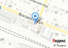 Компания «БРЭКЕР» на карте