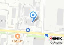 Компания «АвтоДизельСервис» на карте