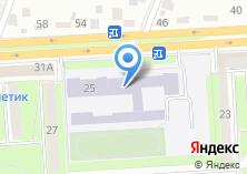 Компания «Средняя общеобразовательная школа №11 им. П.М. Камозина» на карте