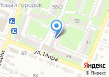 Компания «Почтовое отделение №30» на карте