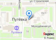 Компания «РИТМ» на карте