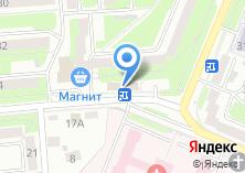 Компания «Правозащитник» на карте