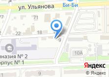 Компания «АВТО ДОП» на карте
