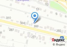 Компания «Телега» на карте