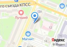 Компания «Форпост-Брянск» на карте