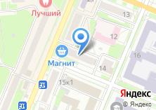 Компания «Площадь мастеров» на карте