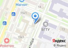 Компания «Алдан-сервис» на карте