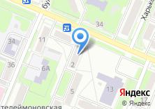 Компания «Медкор» на карте