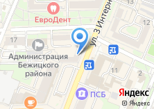 Компания «Симона» на карте