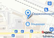 Компания «Kristal park» на карте