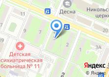 Компания «Супер Комп» на карте