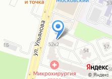 Компания «Строящийся жилой дом по ул. Московский микрорайон» на карте