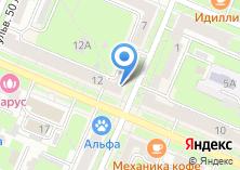 Компания «Donatto» на карте