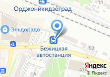 Компания «Бежицкая автостанция» на карте