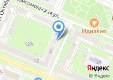 Компания «Бытовая техника» на карте