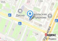 """Компания «Одежда для беременных """"9+""""» на карте"""