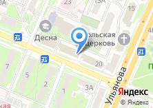 Компания «Оско-Ру» на карте