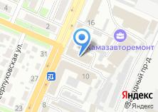 Компания «ГАРАНТЖИЛЬЕ» на карте